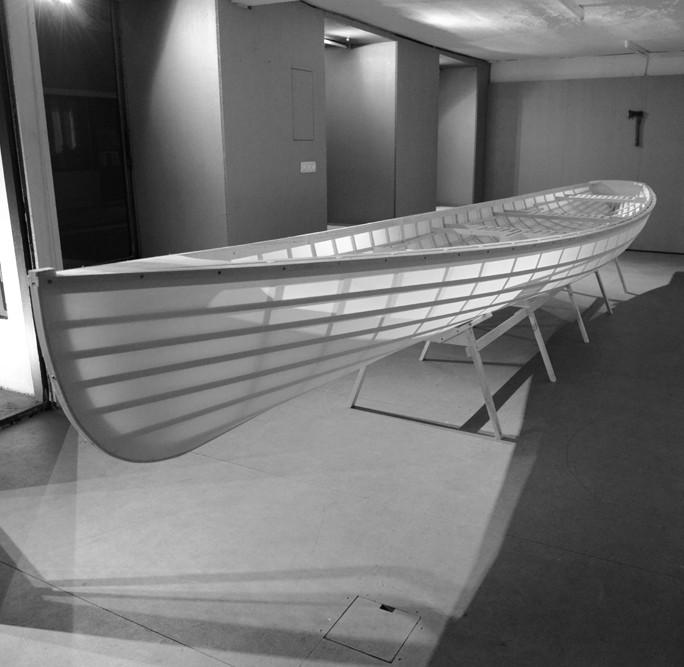 Boot seitenansichtsw1000