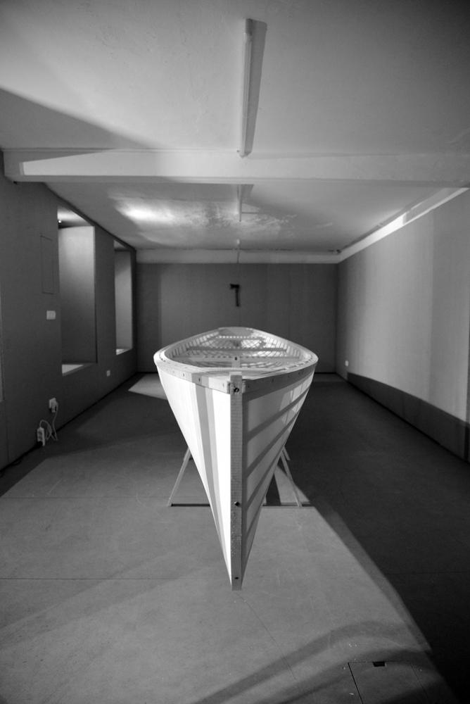 Boot stehen zentralsw1000
